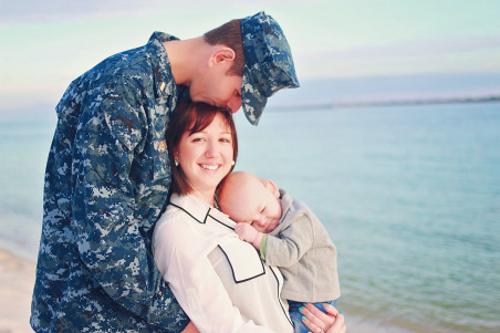 Annabelle Rose Photography | Pensacola Military Family Photographer