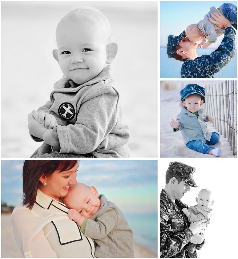 pensacola NAS military family photographer