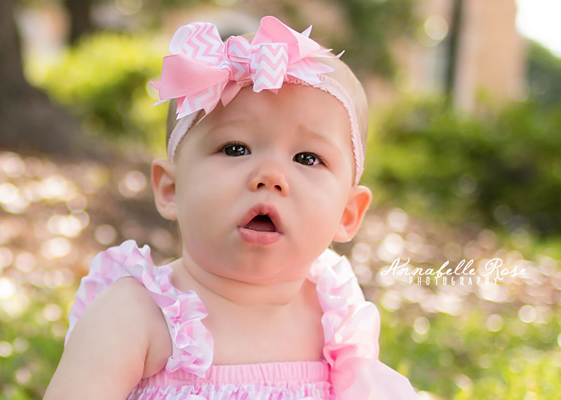 Nola 1st Birthday   Pensacola Baby Photographer   Pensacola, Florida