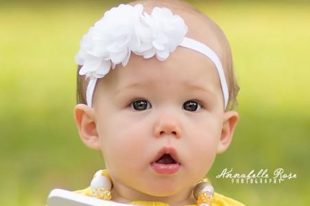 Nola 1st Birthday | Pensacola Baby Photographer | Pensacola, Florida