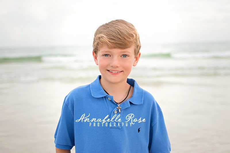 Childrens Photographer | Pensacola Beach, Florida