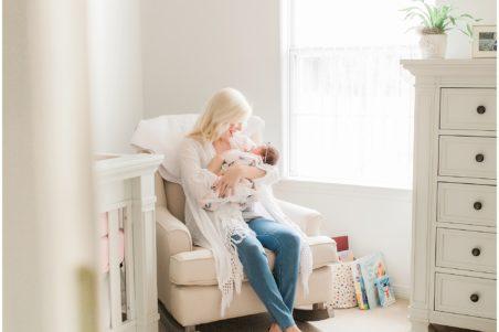 Pensacola Lifestyle Newborn Photographer