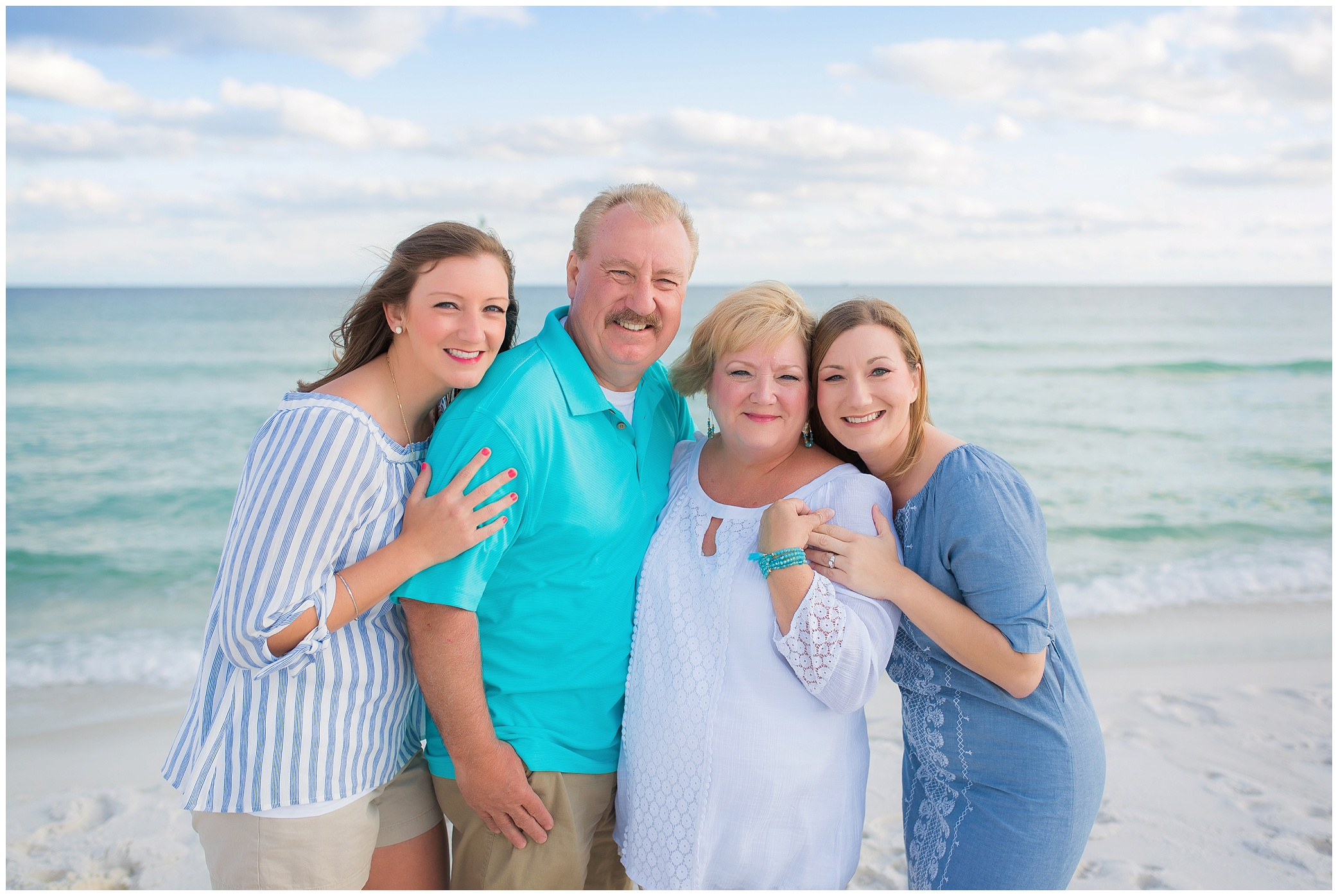 Beach Family Photos Garrett Family Pensacola Beach Family Photographer A Annabelle